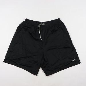 90s Nike Mens XL Travis Scott Swoosh Logo Shorts